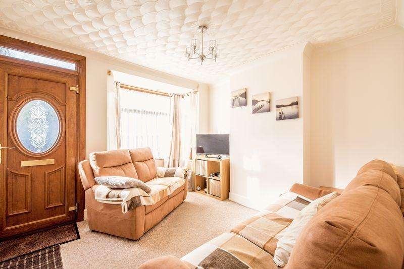 3 Bedrooms Terraced House for sale in Two / Three Bedroom Mid Terrace On Letchworth Road, Luton