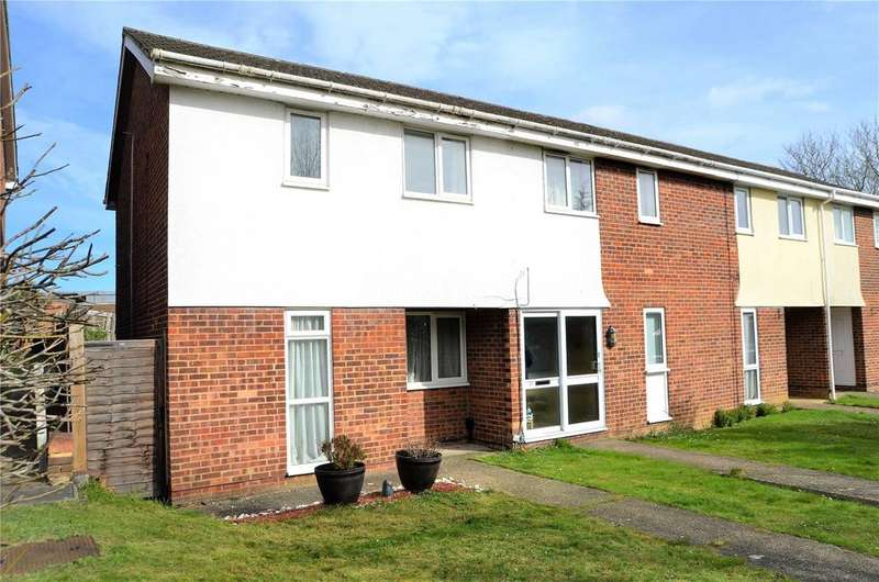 2 Bedrooms End Of Terrace House for sale in Avon Close, Calcot, Reading, Berkshire, RG31