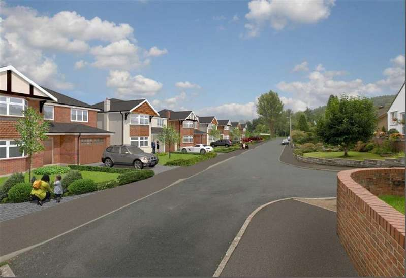 4 Bedrooms Detached House for sale in Meadow View, Ystrad Mynach, Caerphilly