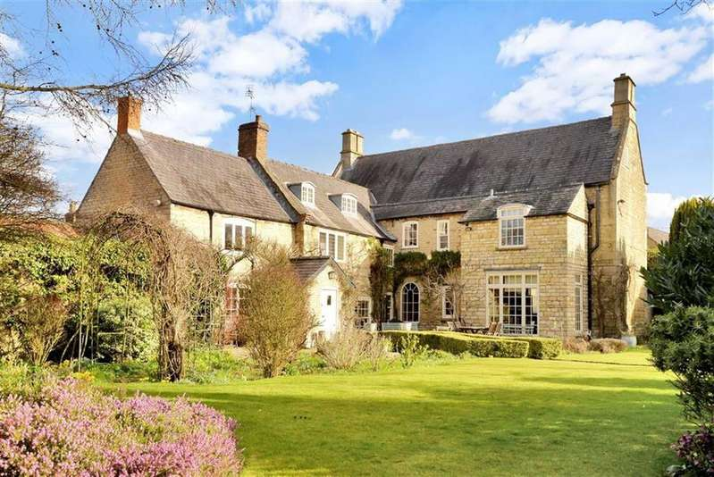 5 Bedrooms Detached House for sale in Potterhanworth Road, Heighington, Lincoln, Lincolnshire
