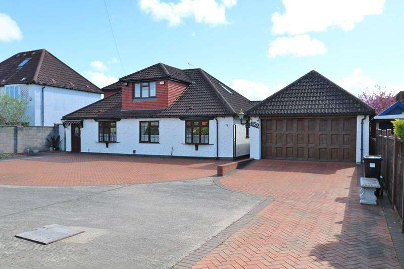 5 Bedrooms Detached Bungalow for sale in Bath Road, Saltford, Bristol