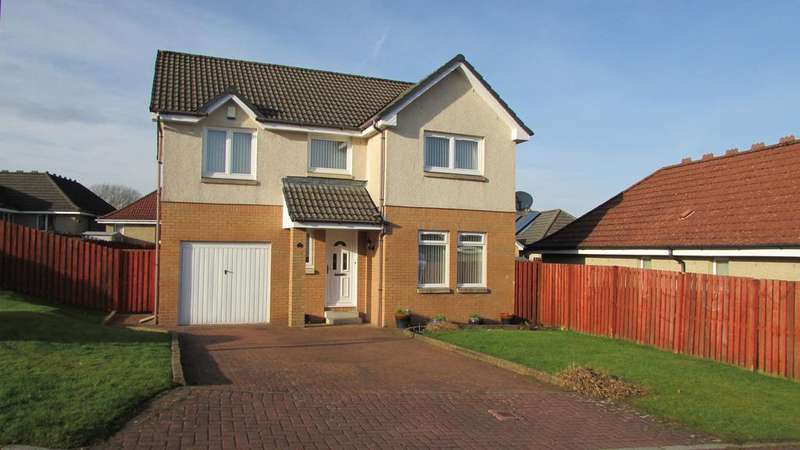 4 Bedrooms Detached House for sale in 3 McInnes Grove, Stonehouse