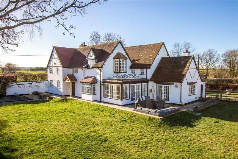 4 Bedrooms Detached House for sale in Wilmcote Lane, Aston Cantlow, Henley-in-Arden, B95