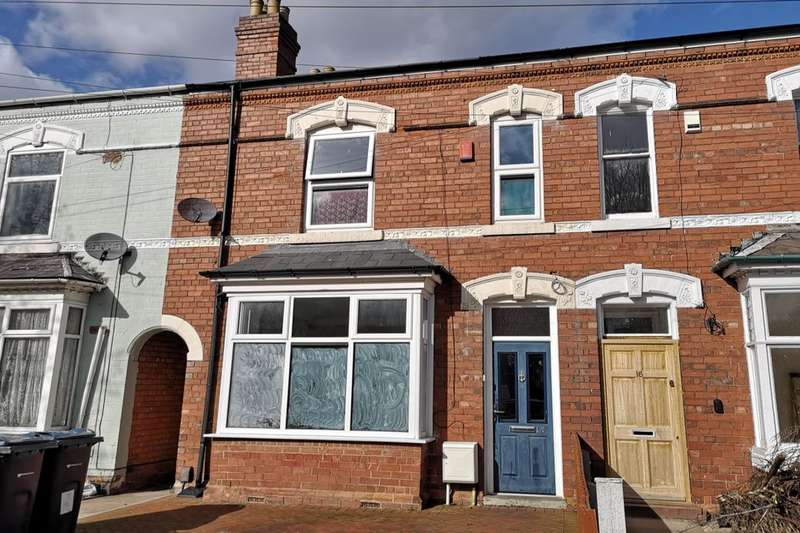 3 Bedrooms Property for sale in Frederick Road, Stechford, Birmingham, B33