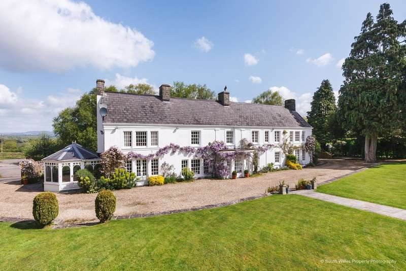 6 Bedrooms Detached House for sale in Trehedyn Lane, Peterston-Super-Ely, Vale of Glamorgan, CF5 6LG