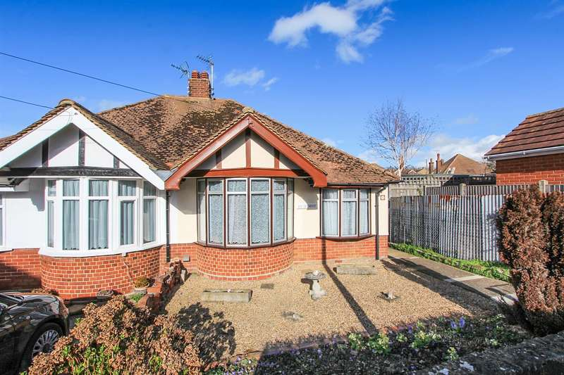 2 Bedrooms Semi Detached Bungalow for sale in Thurston Park, Whitstable