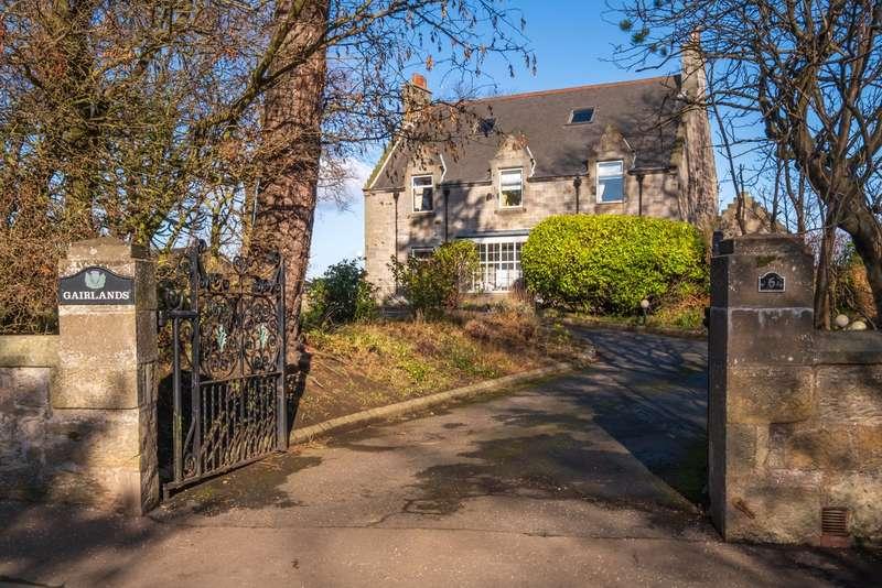 5 Bedrooms Detached House for sale in Gairlands, 6 Kilcruik Road, Kinghorn, Burntisland, Fife, KY3