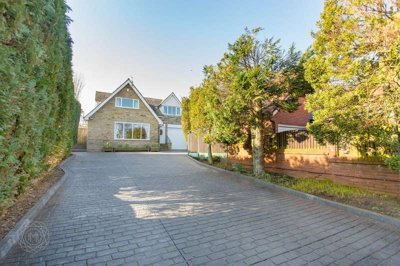 5 Bedrooms Detached House for sale in Turton Road, Tottington, Bury, BL8