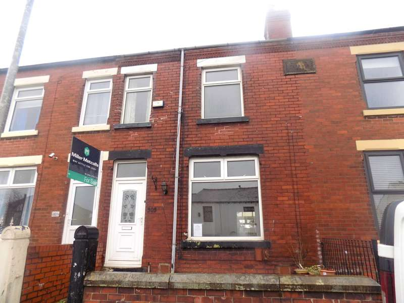 3 Bedrooms Terraced House for sale in Manchester Road, Blackrod, Bolton, BL6