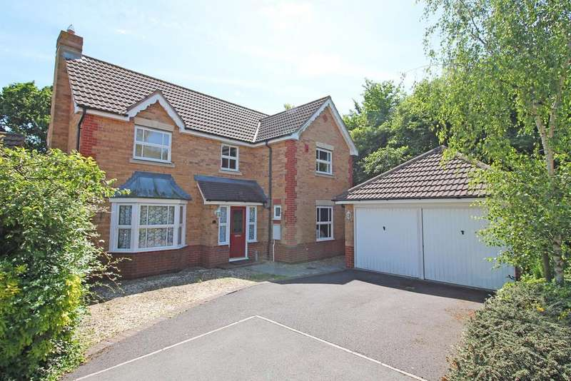4 Bedrooms Detached House for sale in Green Pastures Road, Wraxall, Bristol, BS48 1HE