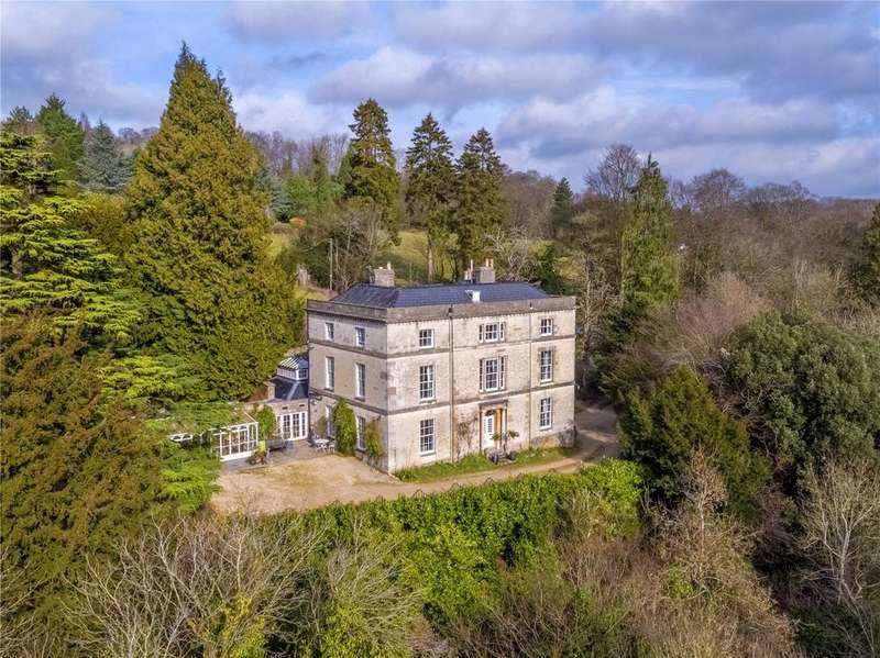 6 Bedrooms Detached House for sale in St. Marys, Chalford, Stroud, Gloucestershire, GL6