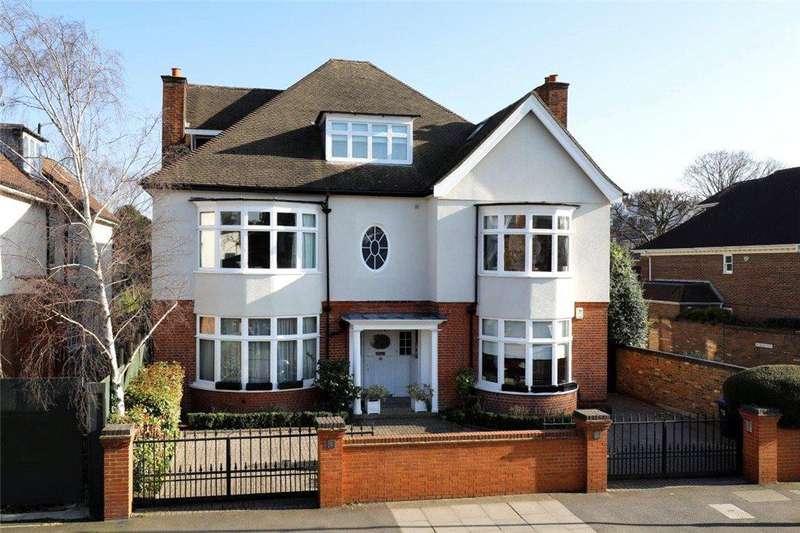 7 Bedrooms Detached House for sale in Marryat Road, Wimbledon Village, SW19