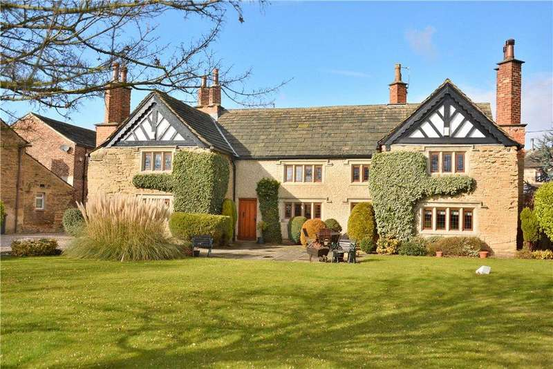 6 Bedrooms Detached House for sale in The Manor House, Calverley Road, Oulton, Leeds, West Yorkshire