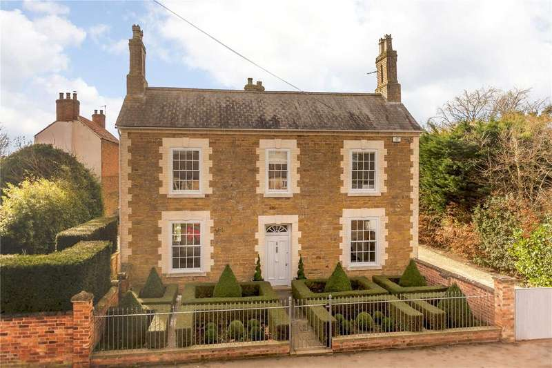 4 Bedrooms Detached House for sale in Main Street, Redmile, Nottingham, NG13