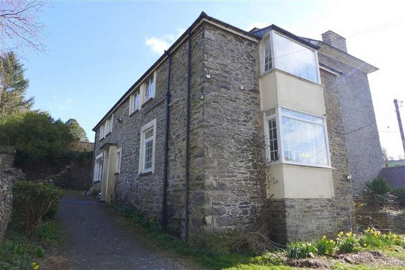 5 Bedrooms Smallholding Commercial for sale in Llanrhystud, Ceredigion, SY23