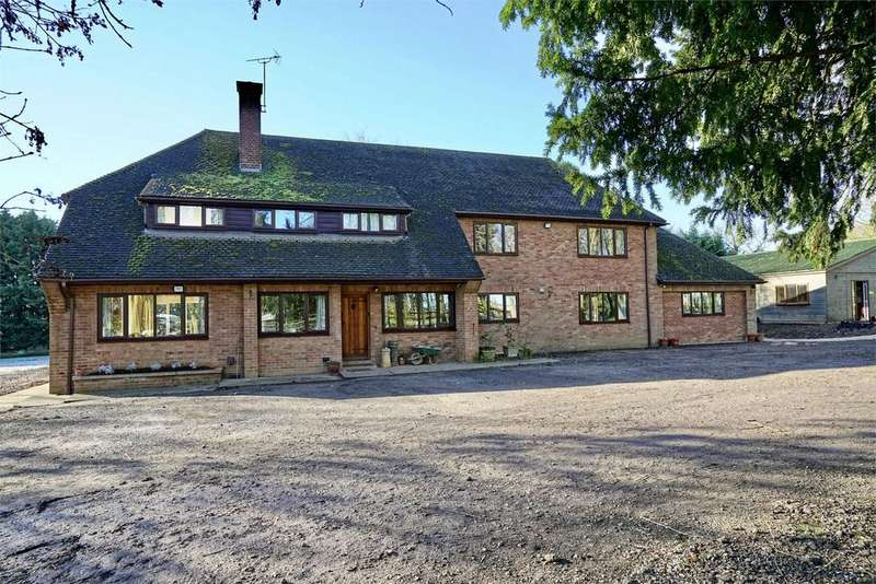 6 Bedrooms Detached House for sale in Thrapston Road, Bythorn