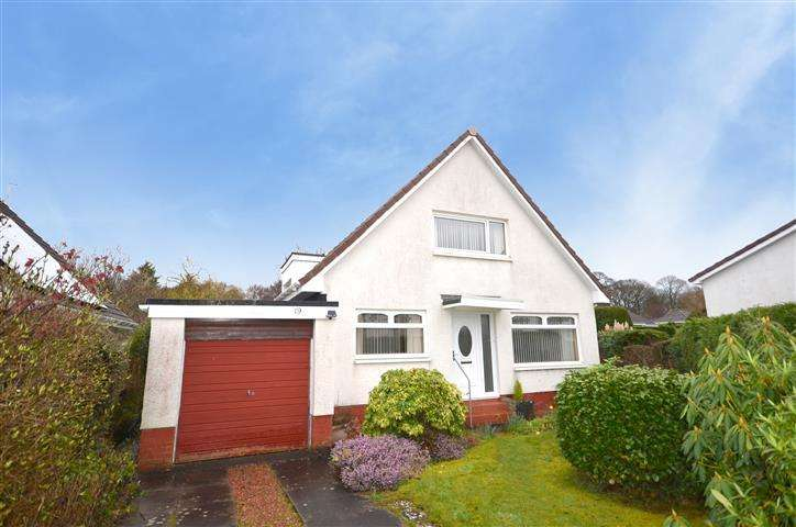 3 Bedrooms Detached Villa House for sale in 19 Lindston Place, Alloway, KA7 4UJ