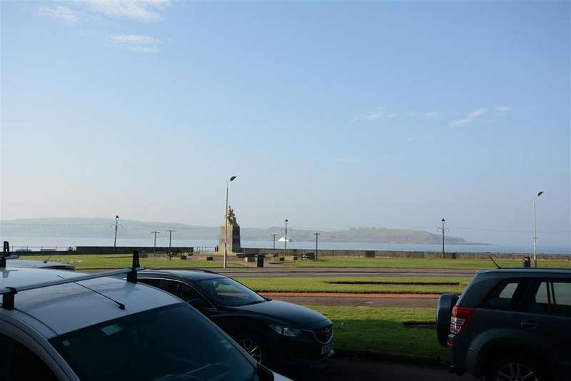 Ground Flat for sale in GL, 4 Sandringham, Largs, KA30 8BS