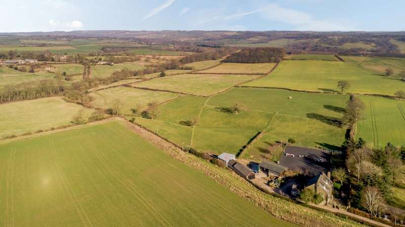 6 Bedrooms Farm House Character Property for sale in Deep Lane, Hardstoft, Chesterfield