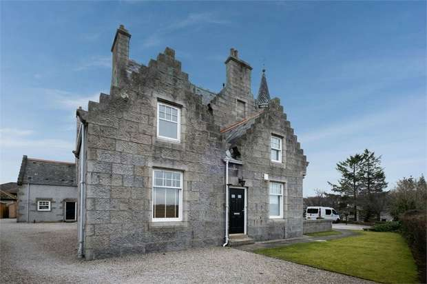 1 Bedroom Ground Maisonette Flat for sale in Commercial Road, Ellon, Aberdeenshire