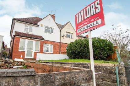 3 Bedrooms Semi Detached House for sale in Ripon Road, Bristol, Somerset
