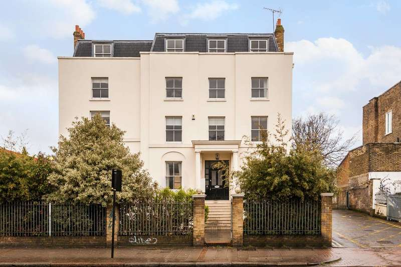 2 Bedrooms Flat for sale in Brixton Road, Brixton, SW9