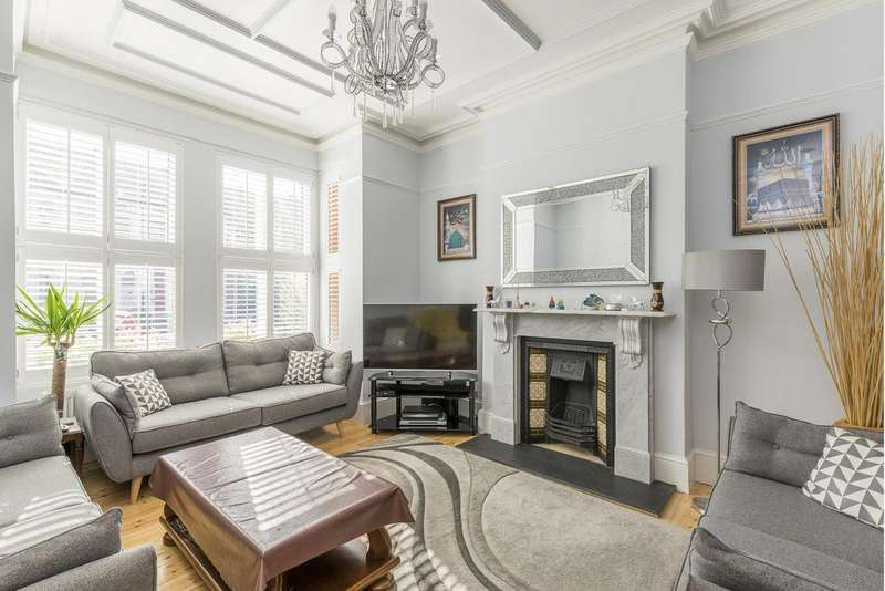 6 Bedrooms End Of Terrace House for sale in Abbotts Park Road, Leyton, E10