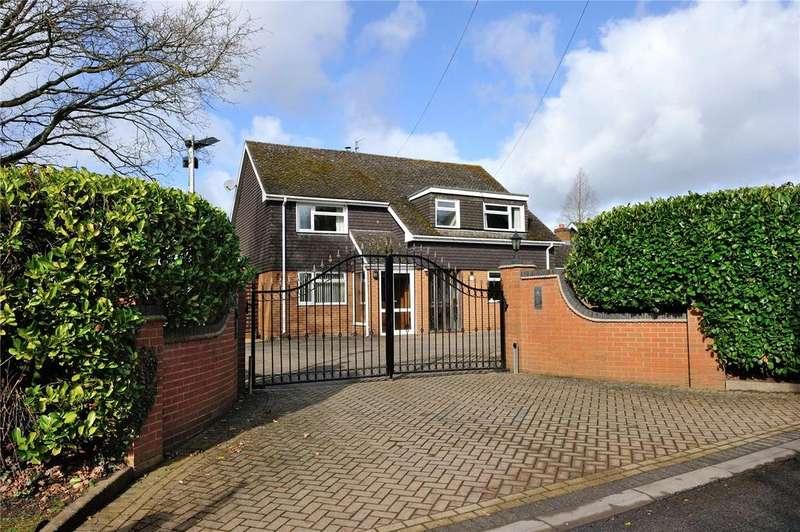 4 Bedrooms Detached House for sale in Chaddesley Corbett, Kidderminster
