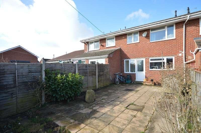 3 Bedrooms Terraced House for sale in Cedar Drive, Keynsham, BS31
