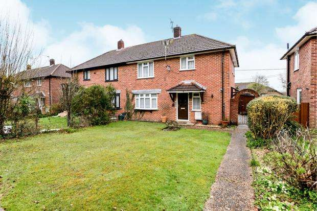 3 Bedrooms Semi Detached House for sale in Manor Lodge Road, Rowlands Castle, Hampshire