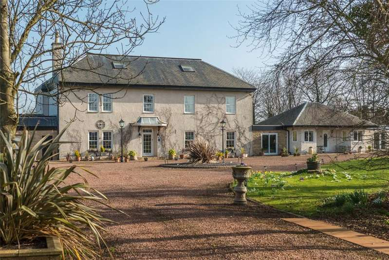 8 Bedrooms Detached House for sale in Adniston Manor, West Adniston Farm, Nr Macmerry, East Lothian
