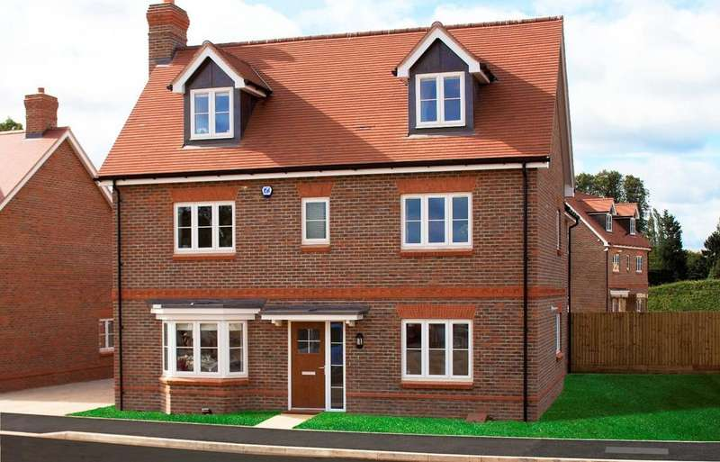 5 Bedrooms Detached House for sale in Peppard Road, Sonning Common, RG4