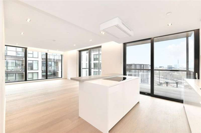 3 Bedrooms Apartment Flat for sale in Plimsoll Building, 1 Handyside Street, N1C