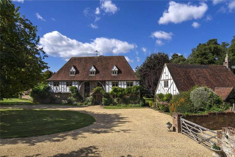 5 Bedrooms Detached House for sale in Hartfield, East Sussex