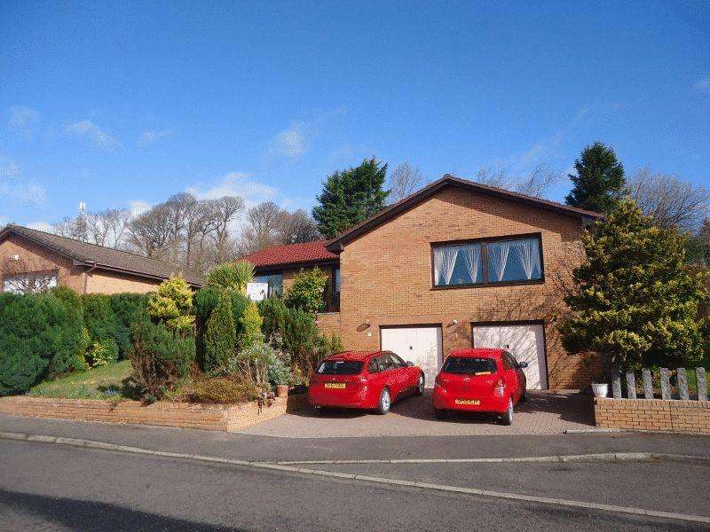 4 Bedrooms Detached Bungalow for sale in Blairdenon Drive, Sauchie