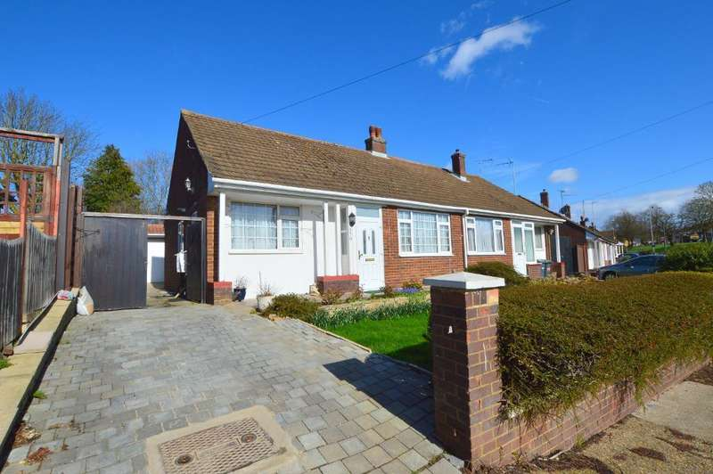 2 Bedrooms Bungalow for sale in Ashcroft Road, Stopsley, Luton, LU2 9AF