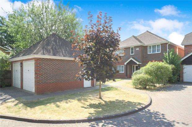 5 Bedrooms Detached House for sale in Shorland Oaks, Bracknell, Berkshire