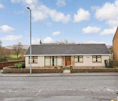 4 Bedrooms Bungalow for sale in Main Street, Muirkirk