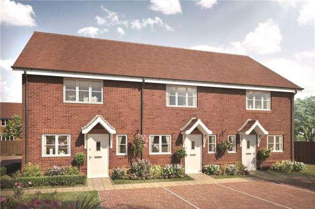 2 Bedrooms End Of Terrace House for sale in Warren House Road, Wokingham, Berkshire