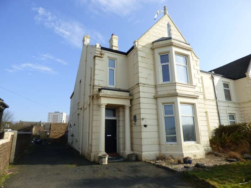 5 Bedrooms Semi Detached House for sale in 7, Montgomerie Crescent, Saltcoats, North Ayrshire