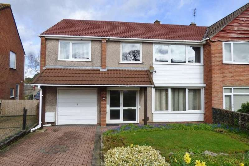 5 Bedrooms Semi Detached House for sale in Pendock Road, Winterbourne