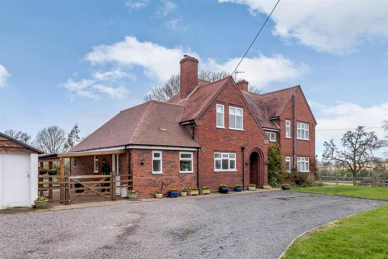 4 Bedrooms Detached House for sale in Wychbold, Droitwich Spa, Worcestershire
