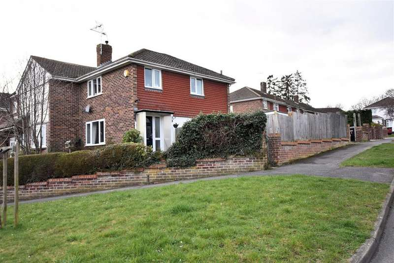 3 Bedrooms Semi Detached House for sale in Old Farm Crescent, Tilehurst, Reading