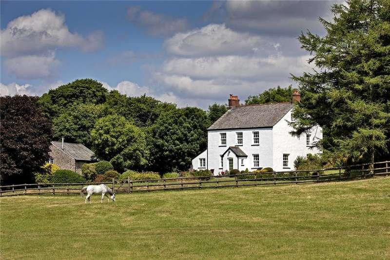 4 Bedrooms Detached House for sale in Peter Tavy, Tavistock, Devon