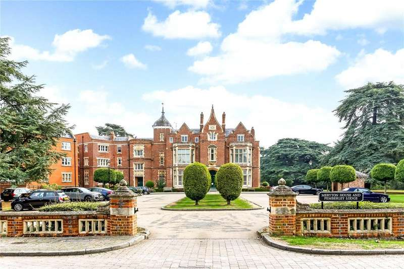 3 Bedrooms Flat for sale in Meryton House, Longbourn, Windsor, Berkshire