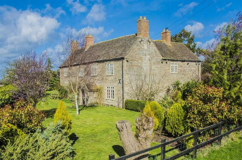5 Bedrooms Detached House for sale in Luddington In The Brook, Near Oundle