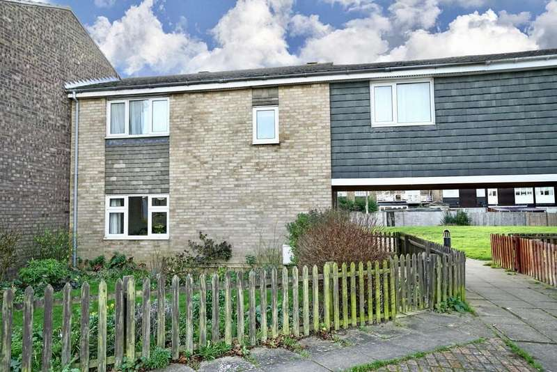 4 Bedrooms End Of Terrace House for sale in Sandon Close, Sandy