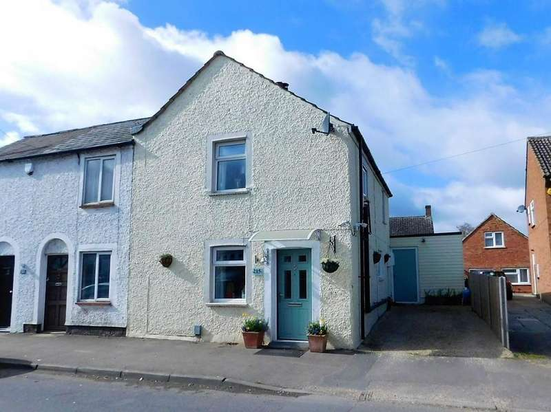 4 Bedrooms End Of Terrace House for sale in High Street, Arlesey, Beds SG15 6SZ
