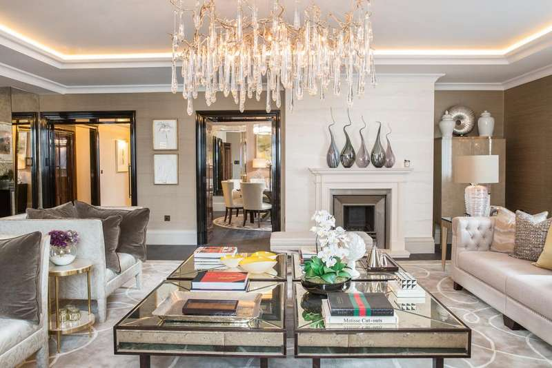 4 Bedrooms Apartment Flat for sale in Whitehall Place, London, SW1A