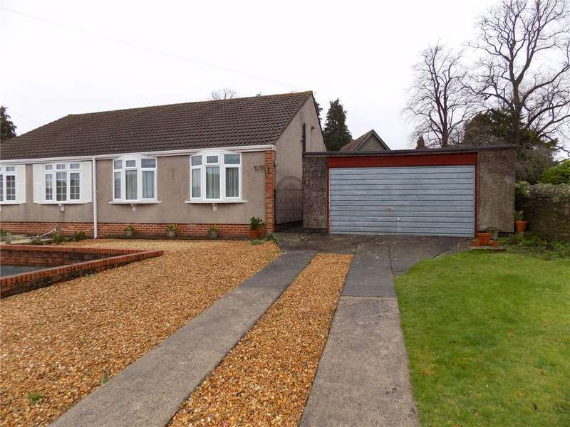 2 Bedrooms Semi Detached Bungalow for sale in Cherington, Hanham, Bristol, BS15